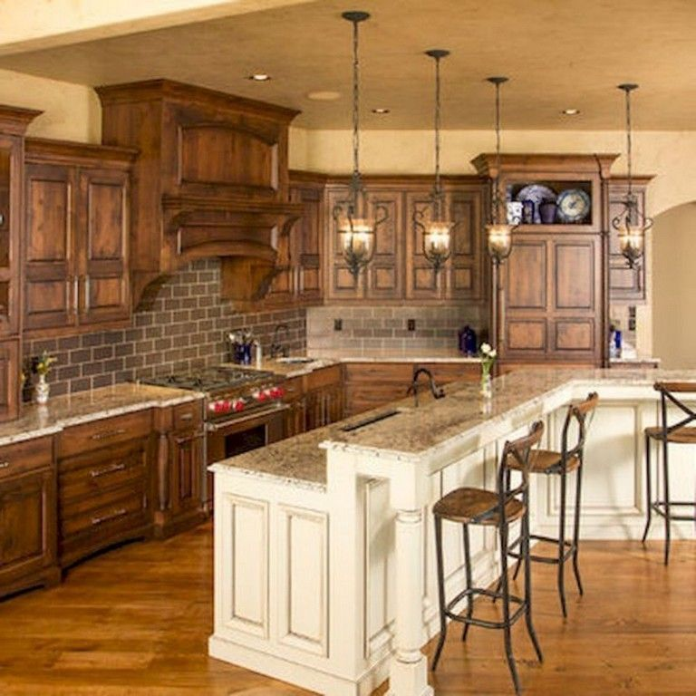 Beautiful Kitchen Island Design Ideas 10