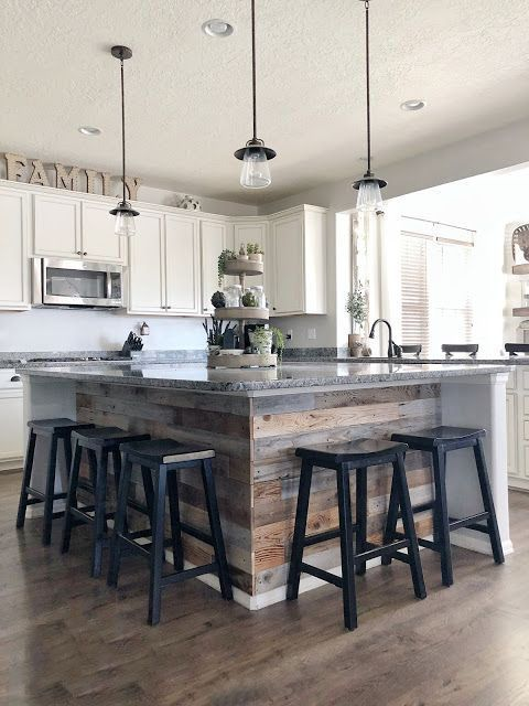 Beautiful Kitchen Island Design Ideas 17