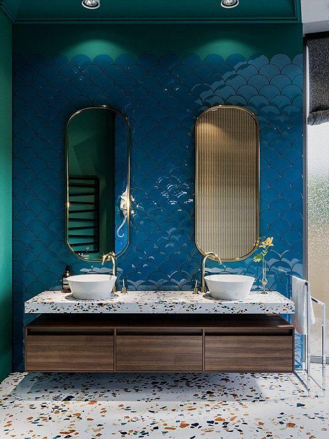 Fabulous Bathroom Cabinets Design Ideas 04