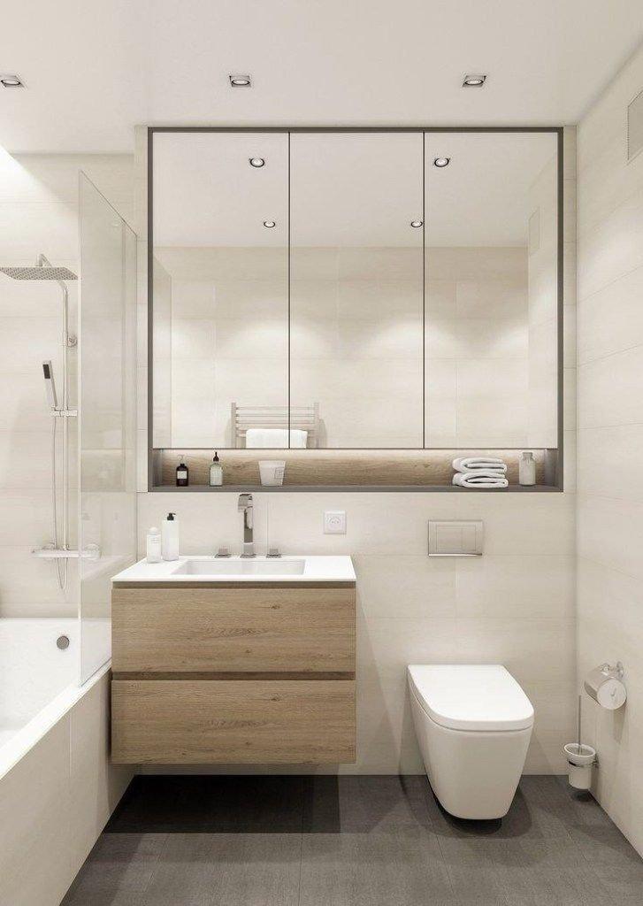 Fabulous Bathroom Cabinets Design Ideas 07