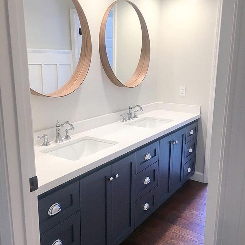 Fabulous Bathroom Cabinets Design Ideas 10