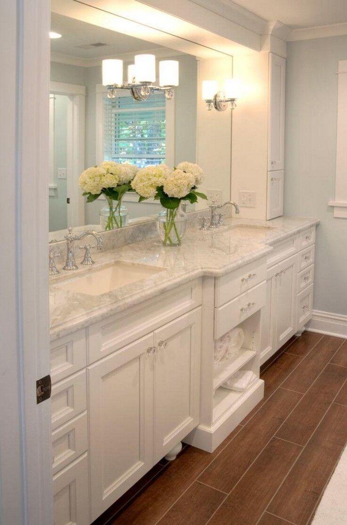 Fabulous Bathroom Cabinets Design Ideas 13