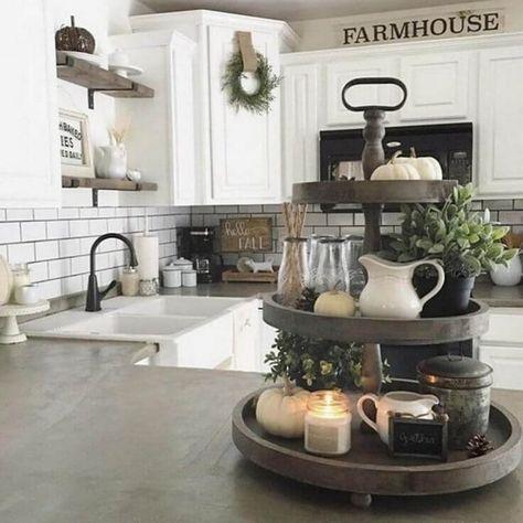 Gorgeous Kitchen Wall Decor Ideas 24