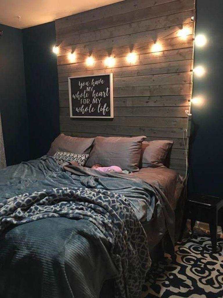 Gorgeous Minimalist Bedroom Decor Ideas 01