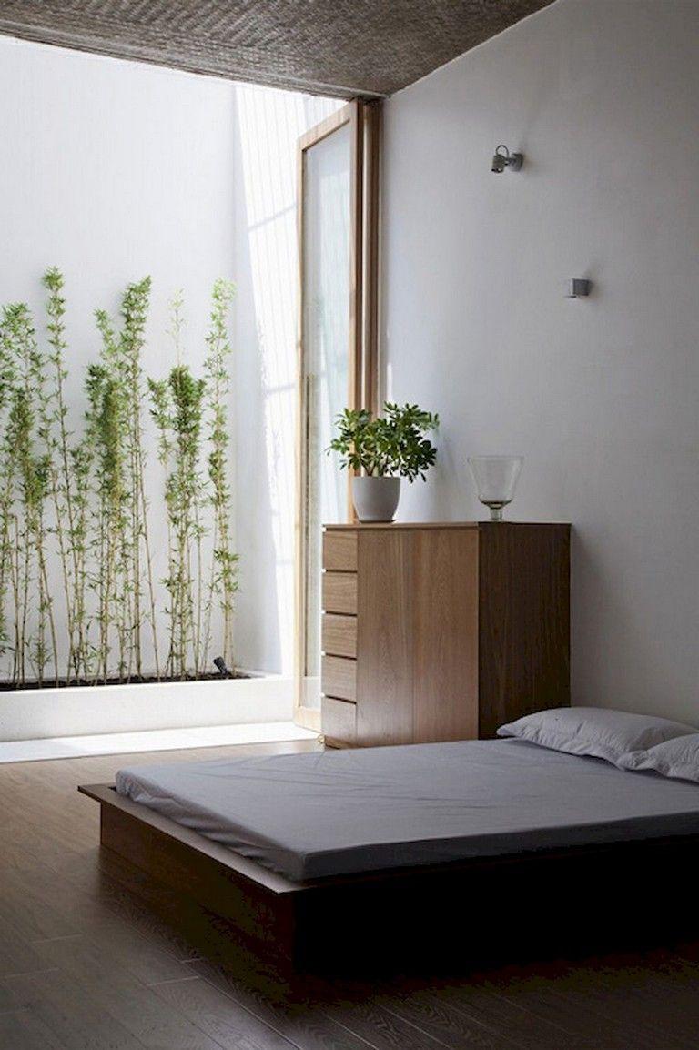 Gorgeous Minimalist Bedroom Decor Ideas 03