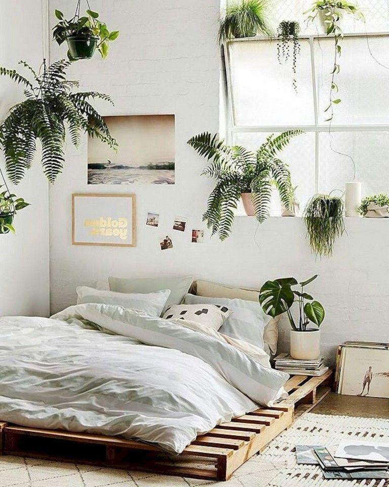 Gorgeous Minimalist Bedroom Decor Ideas 07