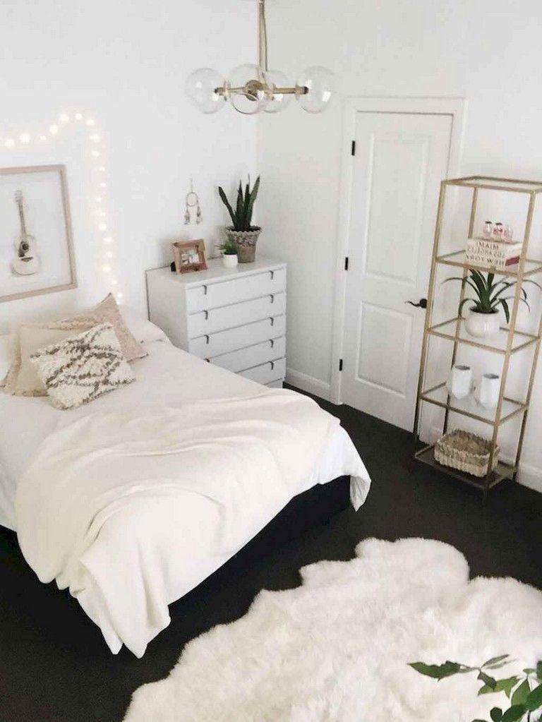 Gorgeous Minimalist Bedroom Decor Ideas 25