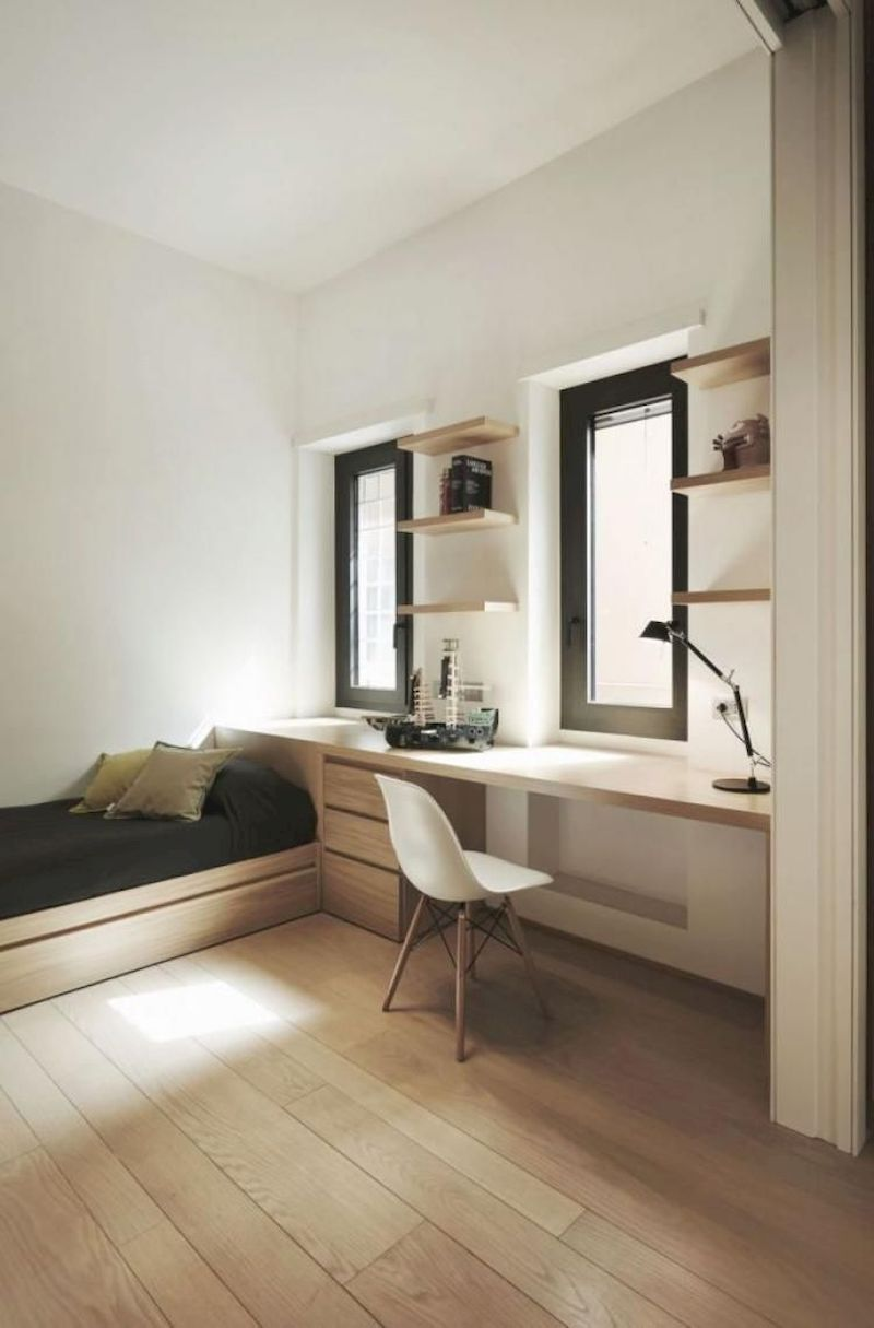 Gorgeous Minimalist Bedroom Decor Ideas 33