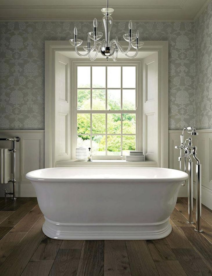 Gorgeous Traditional Bathroom Design Ideas 18