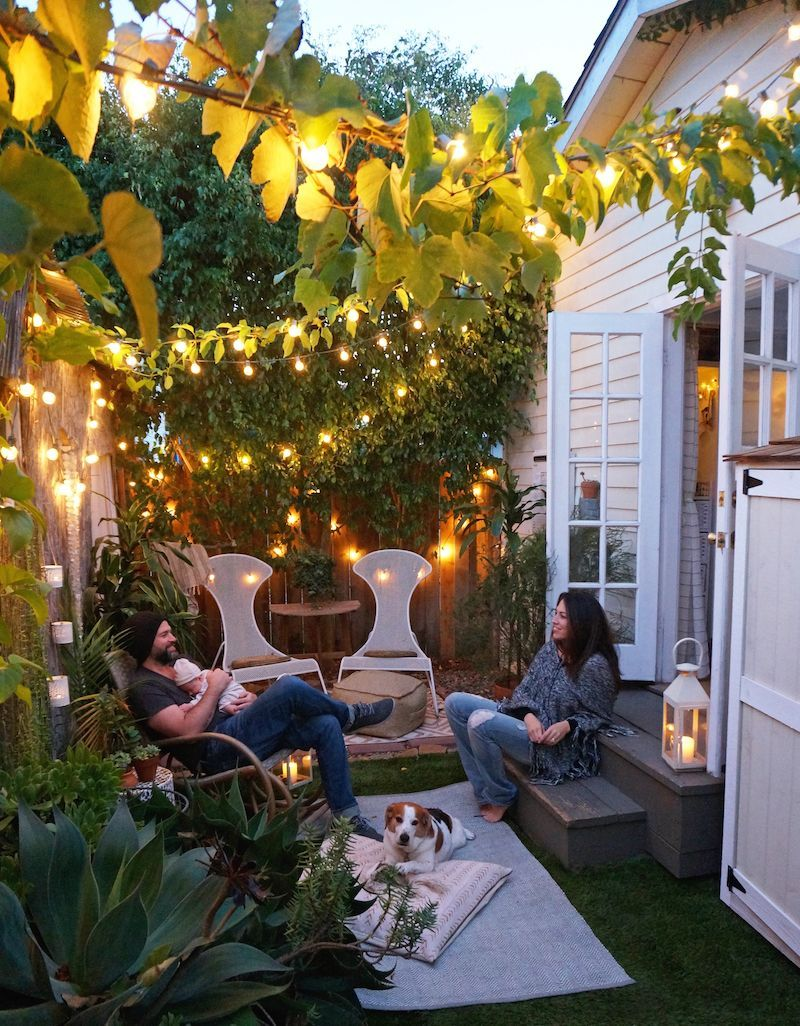 Lovely Bohemian Style Ideas For Your Outdoor Design 04