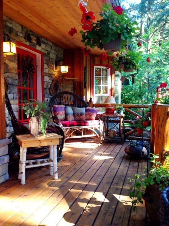 Lovely Bohemian Style Ideas For Your Outdoor Design 09