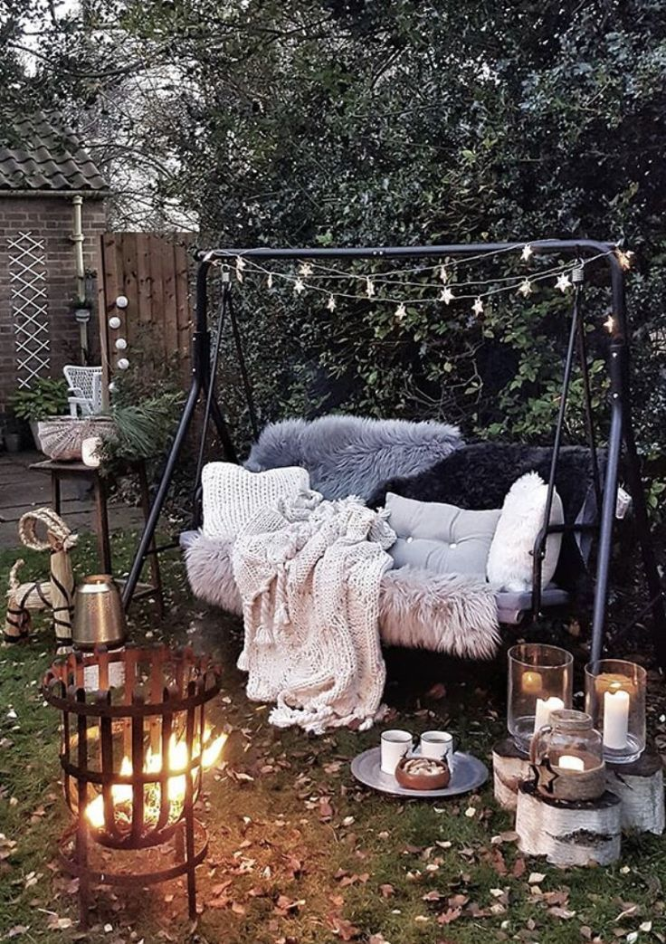 Lovely Bohemian Style Ideas For Your Outdoor Design 33