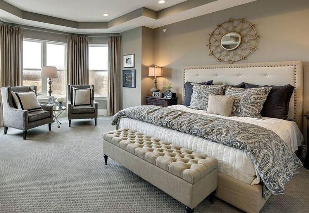 37 Nice Master Bedroom Decoration Ideas - HMDCRTN on Master Bedroom Ideas  id=66225