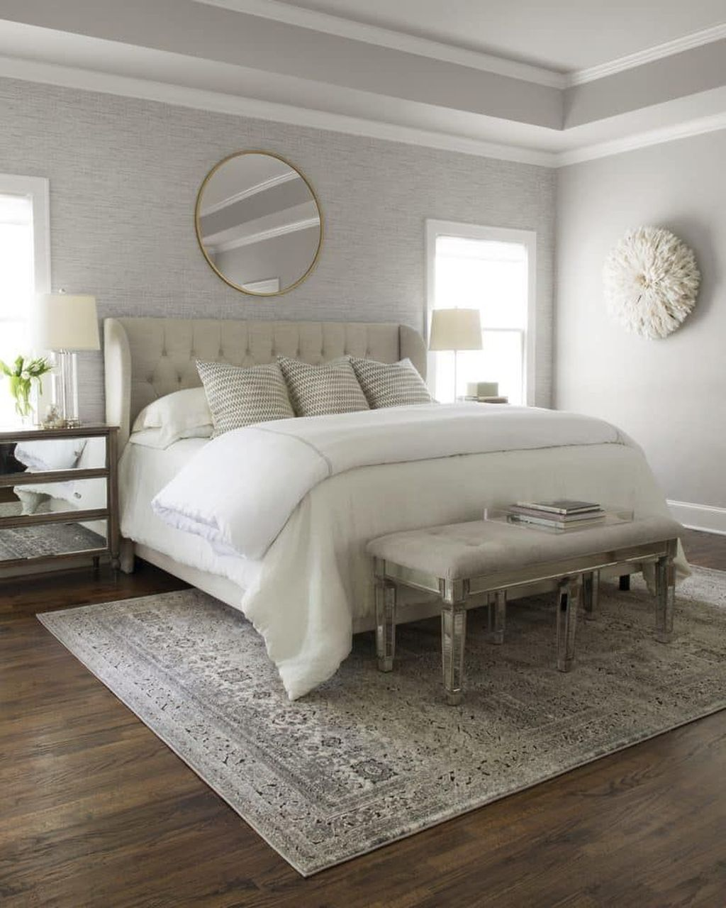 Nice Master Bedroom Decoration Ideas 29