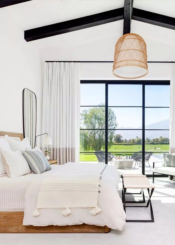 Nice Master Bedroom Decoration Ideas 36