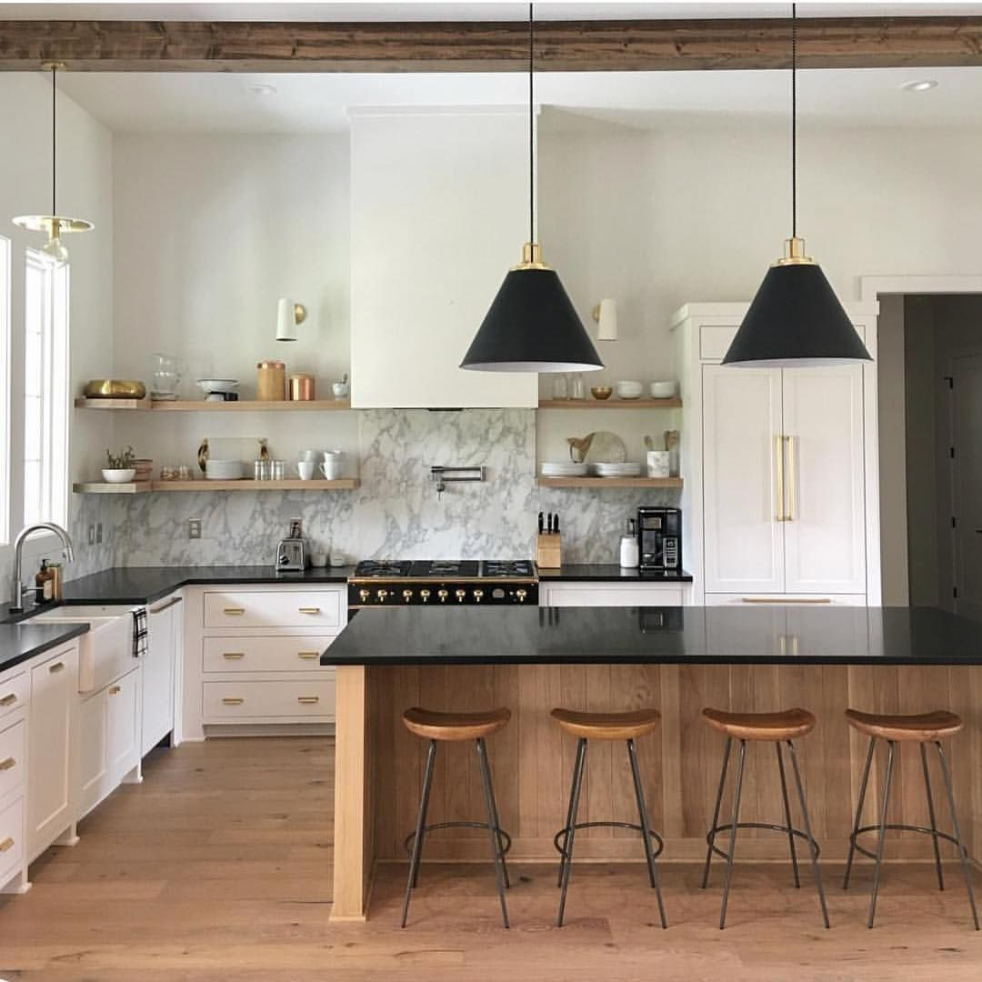 Nice Modern Kitchen Design And Decor Ideas 01