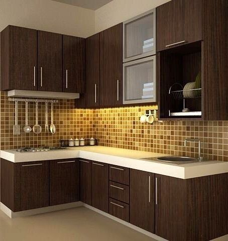 Nice Modern Kitchen Design And Decor Ideas 11