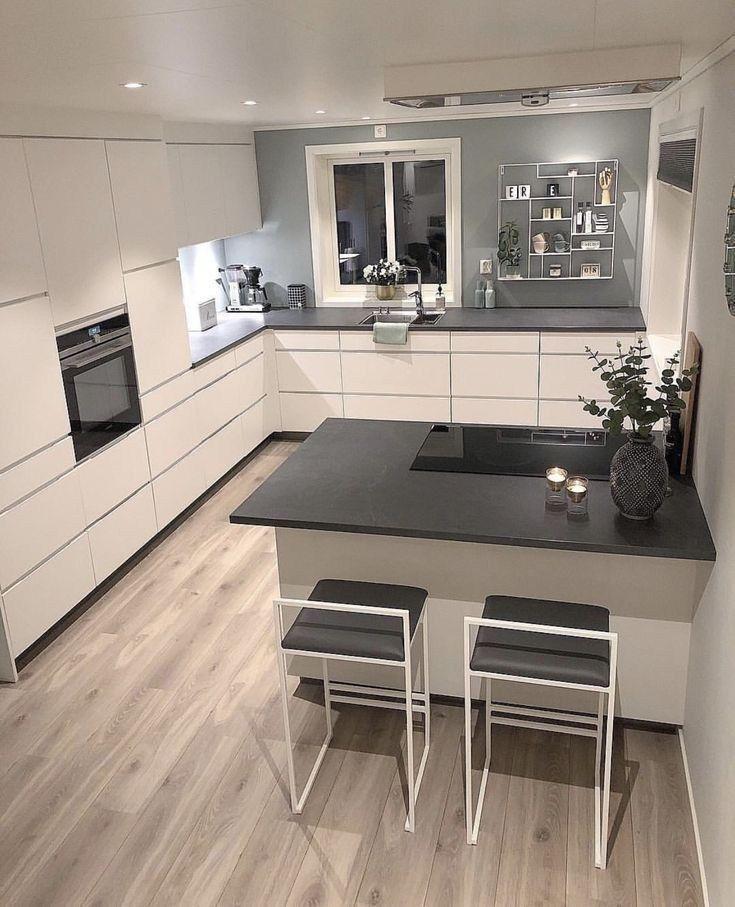 Nice Modern Kitchen Design And Decor Ideas 24