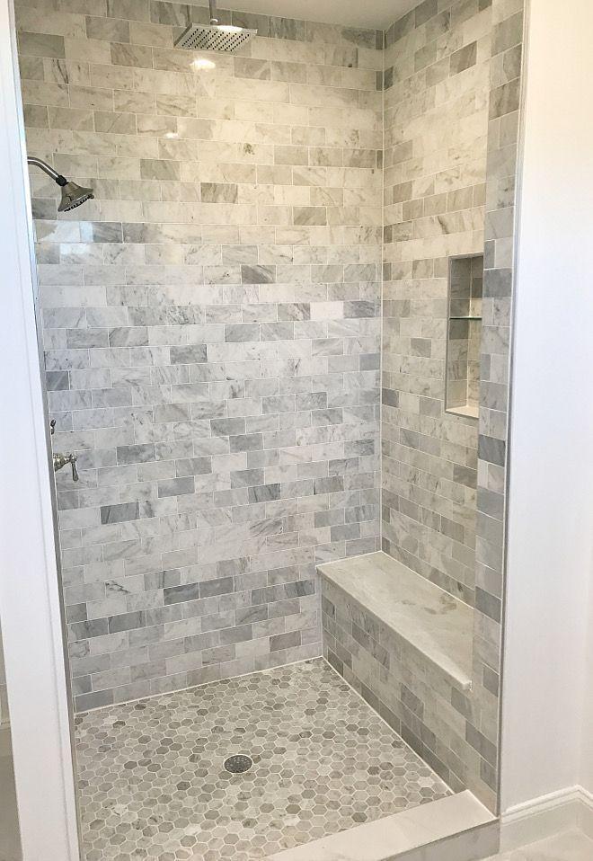 Nice Tile Shower Ideas For Your Bathroom 19