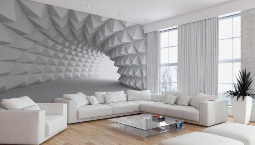 Stunning Living Room Wall Decoration Ideas 20