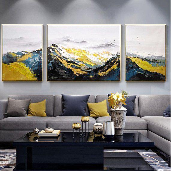 Stunning Living Room Wall Decoration Ideas 25