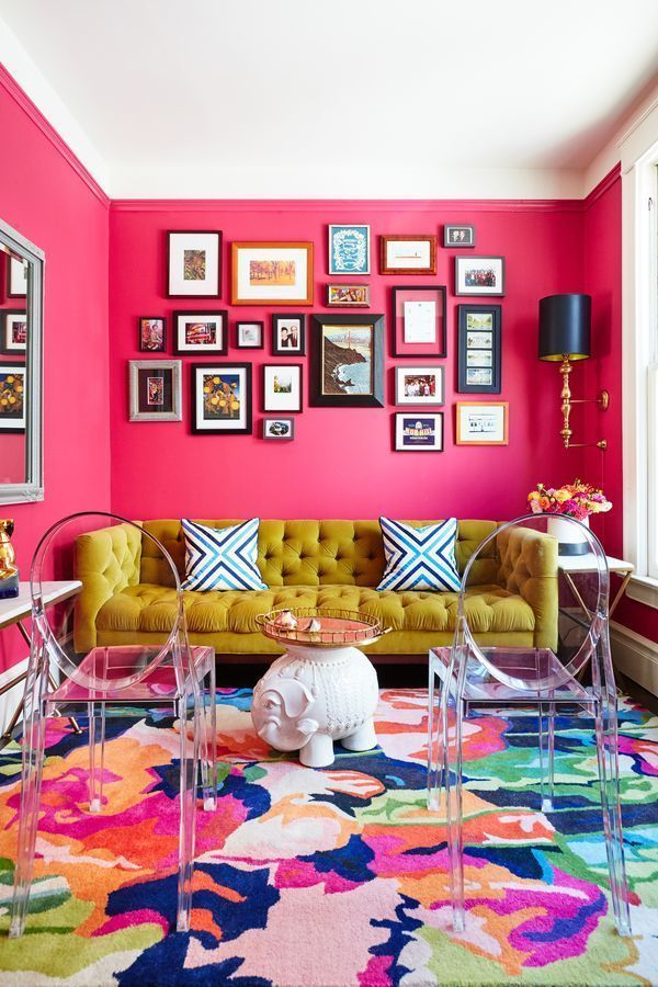 Stunning Living Room Wall Decoration Ideas 28