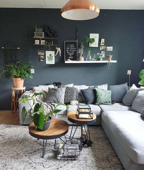 Stunning Living Room Wall Decoration Ideas 29