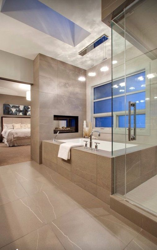 Stunning Modern Bathroom Decoration Ideas 17