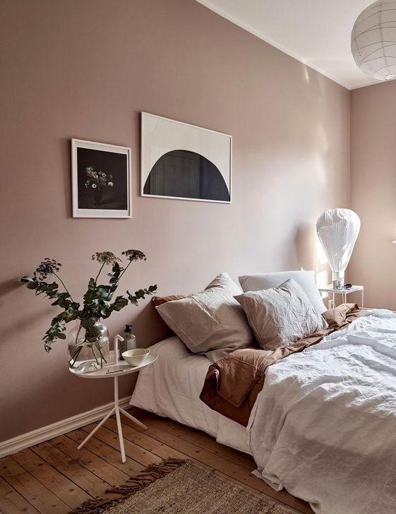 Stunning Modern Colorful Bedroom Decor Ideas 03