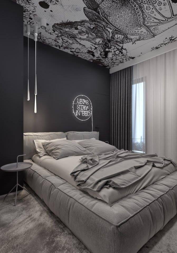 Stunning Modern Colorful Bedroom Decor Ideas 14