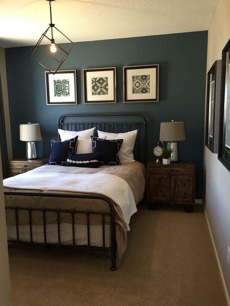 Stunning Modern Colorful Bedroom Decor Ideas 16