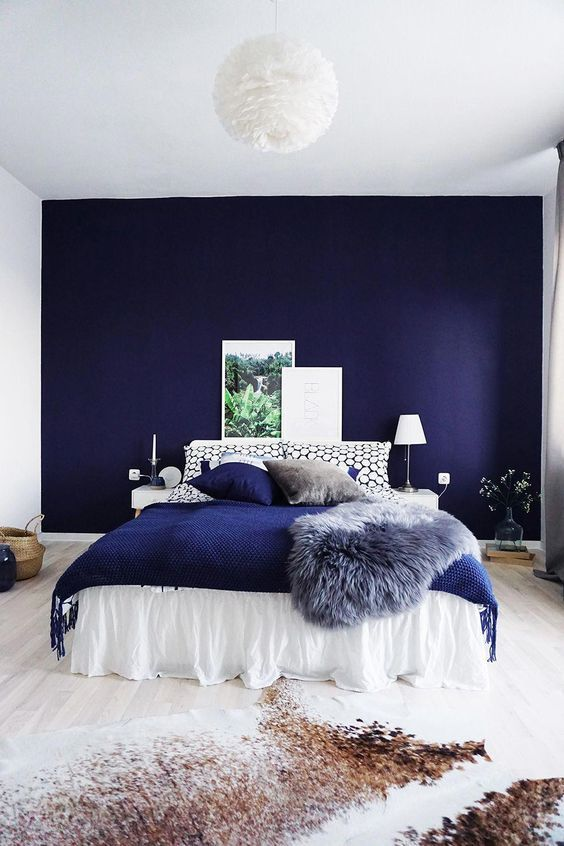 Stunning Modern Colorful Bedroom Decor Ideas 18
