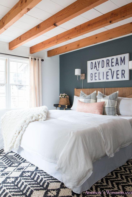 Stunning Modern Colorful Bedroom Decor Ideas 24
