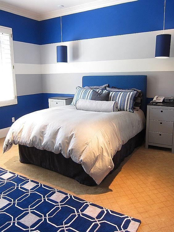 Stunning Modern Colorful Bedroom Decor Ideas 33