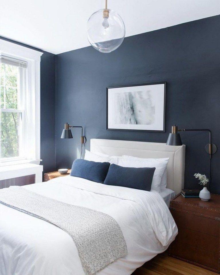 Stunning Modern Colorful Bedroom Decor Ideas 35