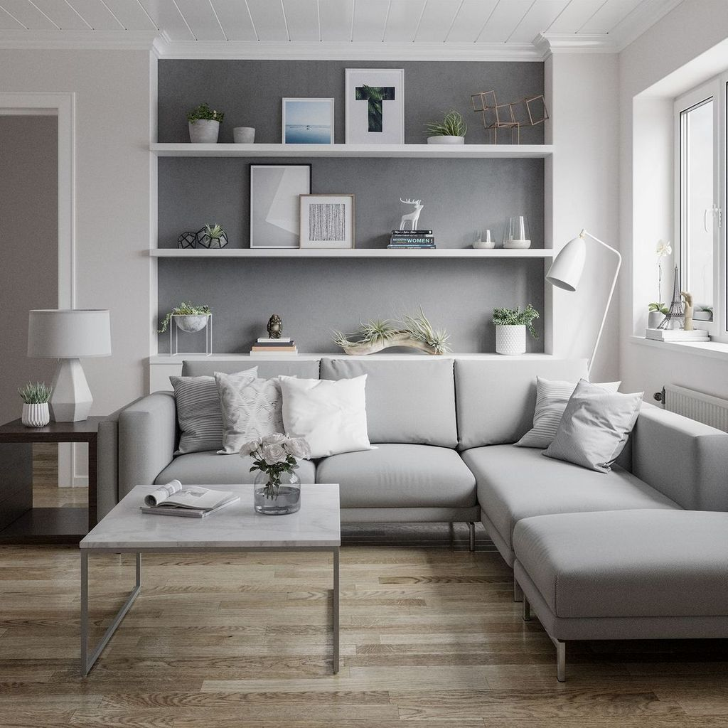 37 Stunning Neutral Decor Ideas For Your Living Room Hmdcrtn