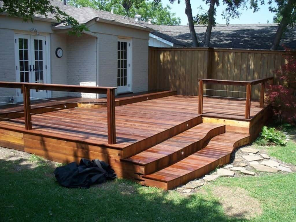 The Best Wooden Deck Design Ideas For Your Outdoors Patios 01 1