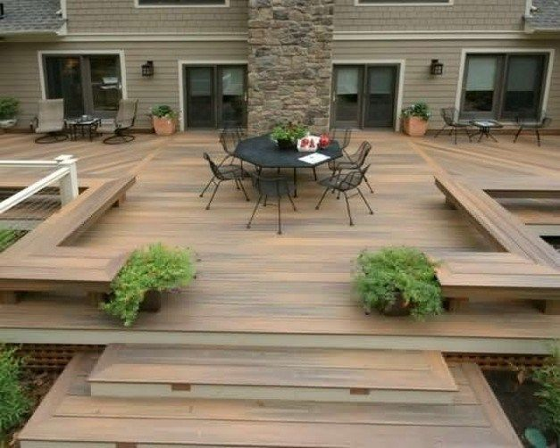 The Best Wooden Deck Design Ideas For Your Outdoors Patios 07 1