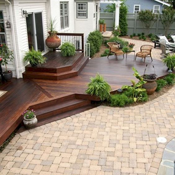 The Best Wooden Deck Design Ideas For Your Outdoors Patios 10 1