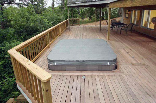 The Best Wooden Deck Design Ideas For Your Outdoors Patios 12 1