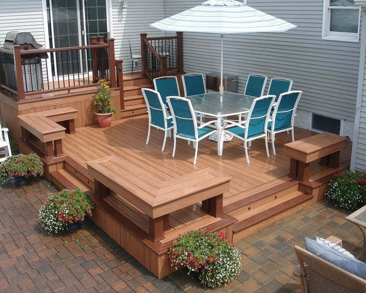 The Best Wooden Deck Design Ideas For Your Outdoors Patios 18 1