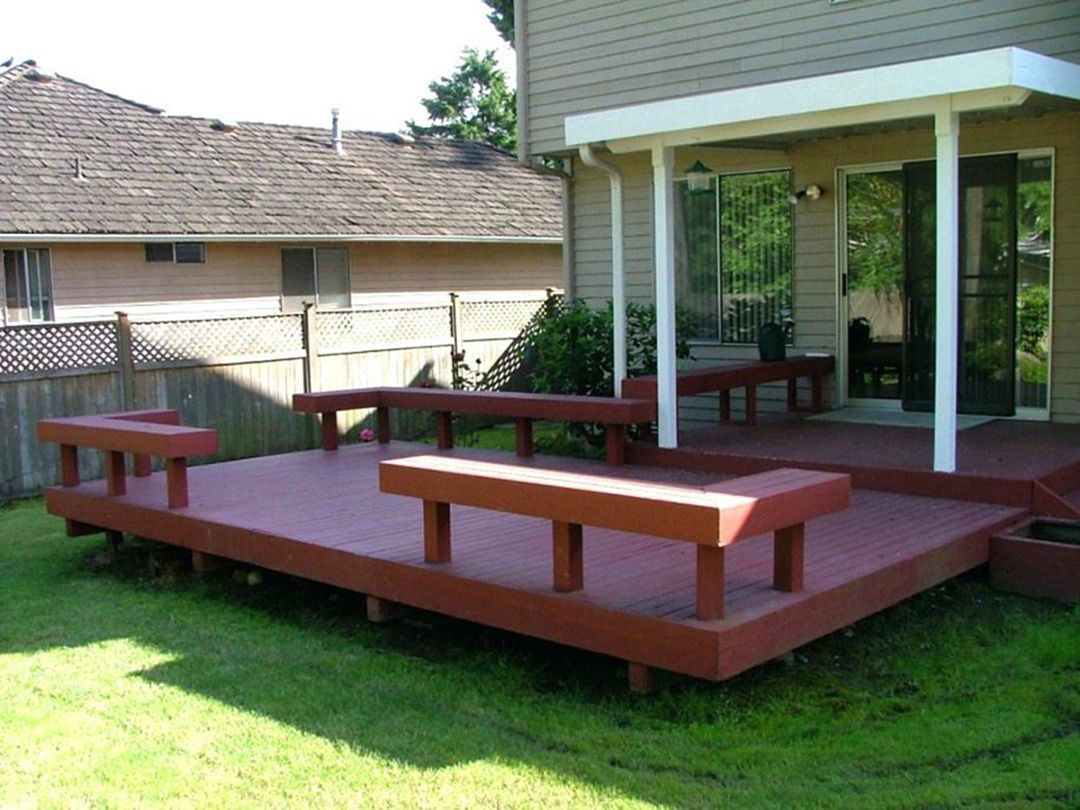 The Best Wooden Deck Design Ideas For Your Outdoors Patios 21