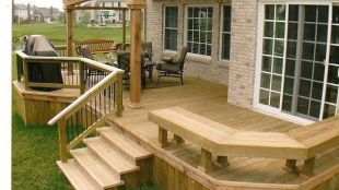 The Best Wooden Deck Design Ideas For Your Outdoors Patios 36