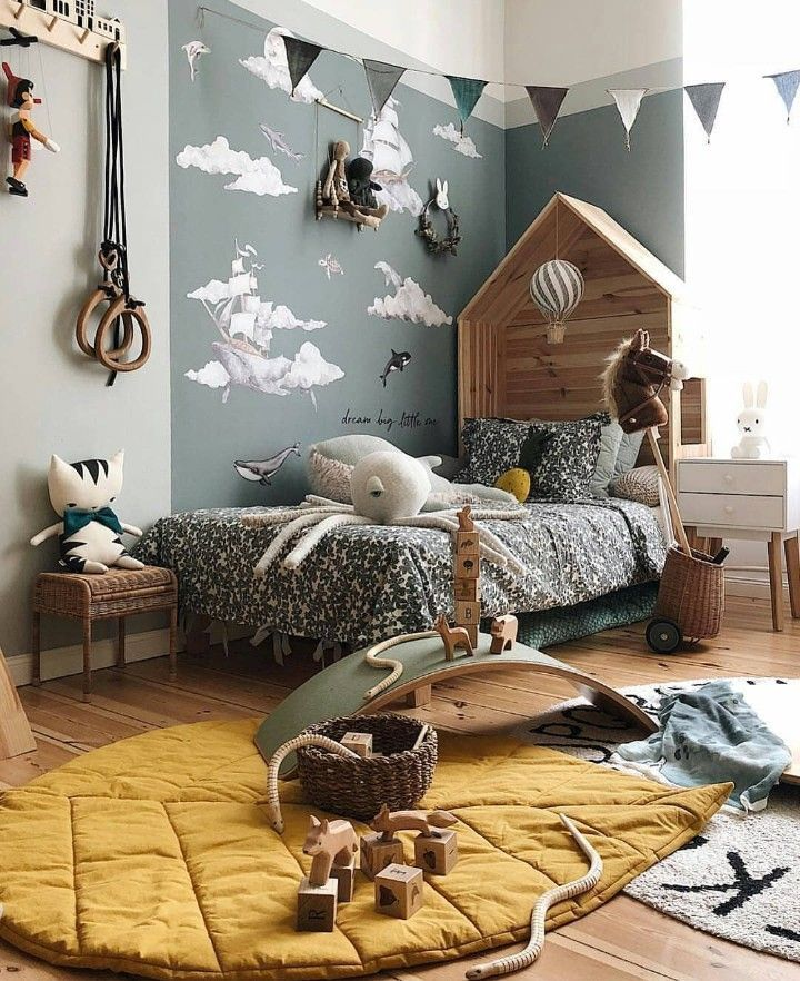 Amazing Children Bedroom Decoration Ideas 15