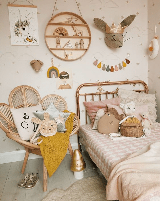 Amazing Children Bedroom Decoration Ideas 18