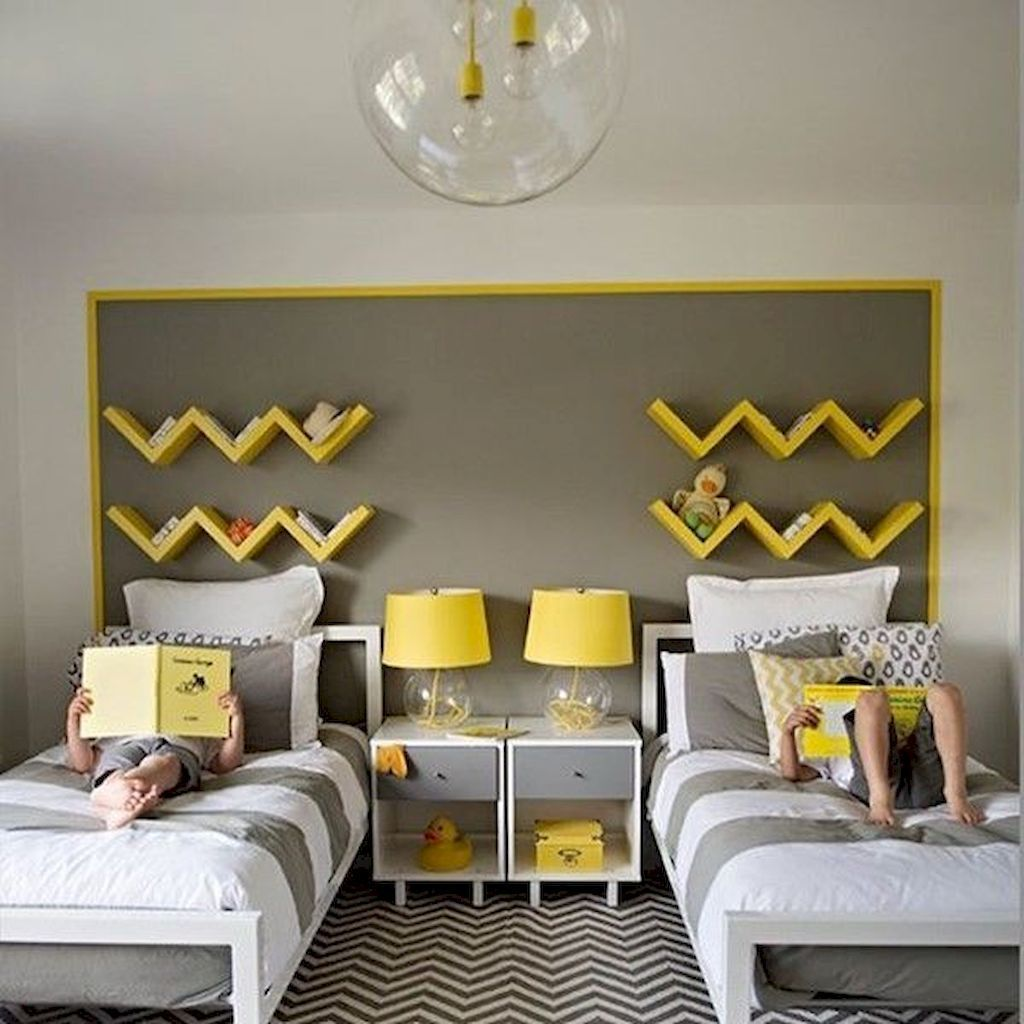 Amazing Children Bedroom Decoration Ideas 26