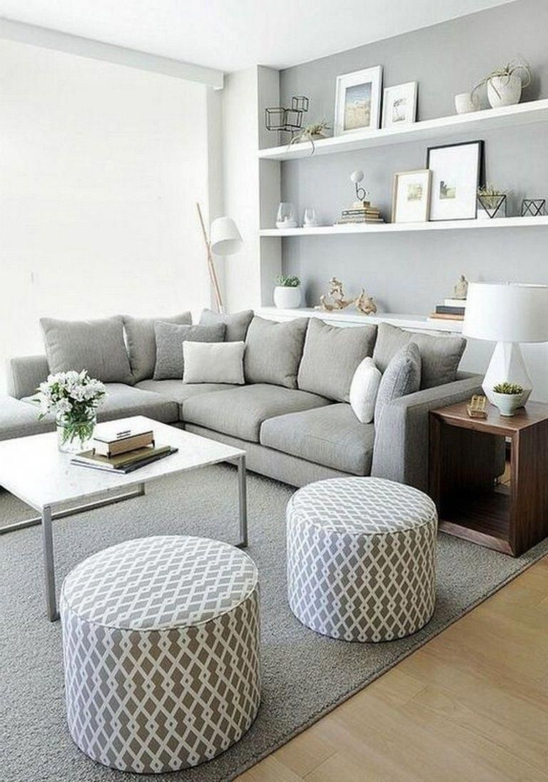 Beautiful Living Room Wall Gallery Decorating Ideas 05