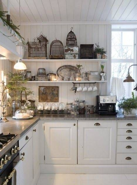 Fabulous French Country Kitchens Design Ideas 02