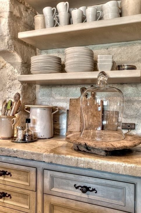 Fabulous French Country Kitchens Design Ideas 13