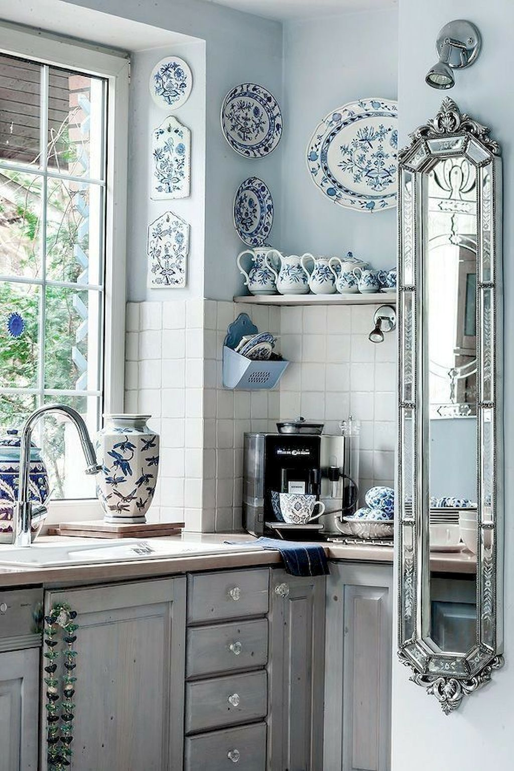 Fabulous French Country Kitchens Design Ideas 23